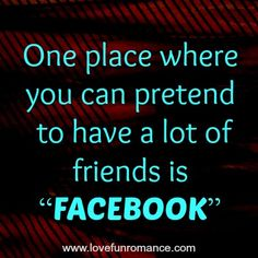 Facebook Quotes About Fake Friends. QuotesGram by @quotesgram