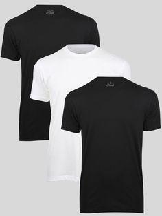 c3919e8cf02 Black & White 3-Pack Black White, Black And White, Black N White