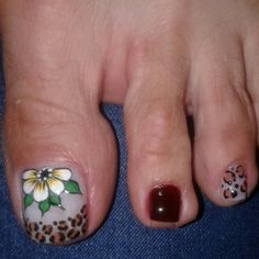 Pretty Toe Nails, Pretty Toes, Cute Nails, Toe Nail Designs, Gorgeous Feet, Toe Nail Art, Manicure, Finger, Hair Beauty