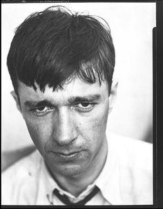 Self Portrait by Walker Evans, 1930s.