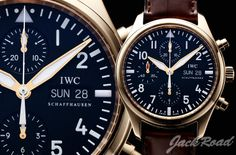 IWC Pilots Watch Chronograph  / Ref.IW371713
