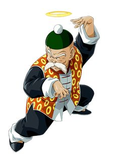 Son Gohan es el abuelo adoptivo de Son Goku,