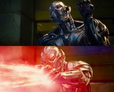 """""""Im gonna tear you apart. From the inside."""" - Ultron"""