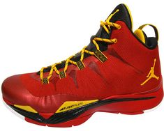 los angeles 3f12b d443f Blake Griffin Shoes · Jordan Super.Fly 2 Gym Red University Gold Black  White 599945 627 Vintage Nike,