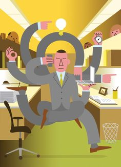 Does becoming a more productive worker make you a better human being?