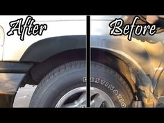 Restore Trim – You've seen older cars that used to have black trim but now look more like a dull gray. Using a heat gun you can restore that trim to its original shine