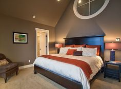 Cozy Bedroom Paint Color Sherwin Williams Bedding