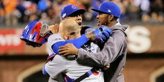 The Chicago Cubs are favorites over the Cleveland Indians to win their first World Series since 1945.
