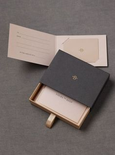 love the elegant packaging, can possibly used as gallery invitations or fold out. - love the elegant packaging, can possibly used as gallery invitations or fold out exhibition poster/ -