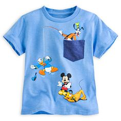 mickey mouse pocket tee - Google Search