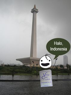 Monas is a tower, much like a cross between the Washington Monument and the Statue of Liberty. Monas is, technically, named the National Monument. It is located in Merdeka Square in Jakarta, Indonesia and is the city's principal landmark and the final extravagance of former President Sukarno.  Get connected with our vitiligo family, click  https://www.facebook.com/vitiligocorner/