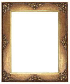cadre dorée