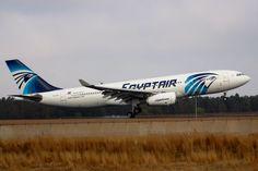 EgyptAir Airbus A330-243