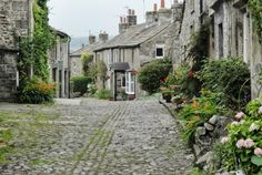 "pagewoman: ""  Grassington, Yorkshire Dales, England by Julieanne G. Porter """