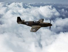 North American Aviation's P-51 Mustang Fighter, 1942