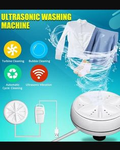 Compact Washing Machine, Mini Washing Machine, Washing Machines, Mini Dishwasher, Pre Christmas, Cool Gadgets To Buy, Water Conservation, Save Energy, Clean House