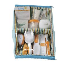 Safety 1st Baby's 1st Deluxe Healthcare and Grooming Kit Safety 1st http://www.amazon.com/dp/B004EWGDAG/ref=cm_sw_r_pi_dp_2rFIub07GB9C3