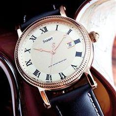 Stauer Mens Buttonwood Watch