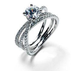 Buy Mark Silverstein Diamond Engagement Rings via Online