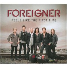 "Foreigner Saw them in 2011 with exboyfriend Caleb, heard ""our song"" I wanna know what love is. Good memory. GREAT concert. I classic rock"