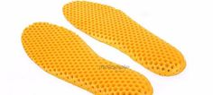[Visit to Buy] Sponge 1 Pair Shoes Pads Heel Cushion light weight breathable Insoles Foot Massager  AIS611 #Advertisement
