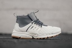 a759bfaa6c Nike Air Presto Mid Utility Premium Light Bone - Sneaker Bar Detroit  Sneaker Bar