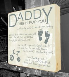 New Dad Gifts Gifts for New Parents Baby by ChocolateMooseHome