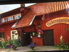 Sjomagasinet Restaurant in Gothenburg Sweden. Need to go the next time I pick up a Volvo.