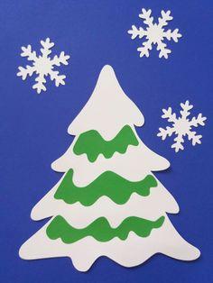 Christmas Angel Crafts, Preschool Christmas Crafts, Creative Christmas Trees, Felt Christmas Decorations, Felt Christmas Ornaments, Snowman Crafts, Holiday Activities, Kids Christmas, Holiday Crafts