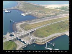 The Zeeland Delta Project of Netherlands for flood control and waterways considered an engineering marvel.