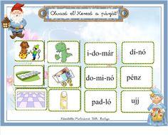 Fotó itt: Olvasástanítása 1. osztályban szótagolás , interaktív tananyag - Google Fotók
