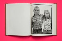 Richard Avedon - In the American West (1985/1994) / Portraiture, Realism, Black and White, Portrait, Boy and Girl, Couple, Blonde, Friends, Love