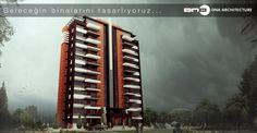 Sivas'ta tarzıyla fark yaratacak olan Senkron Sitesi...   www.dnamimarlik.com.tr #dnamimarlik#sivas#konut#nailatasoy