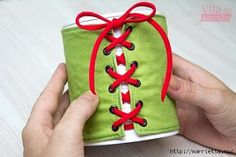 How To Make The Organizer Of The Tin ~ Crazzy Craft