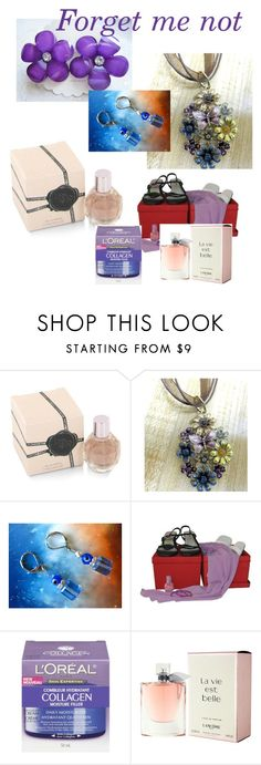 """""""Remembering you always"""" by ourdesignpages on Polyvore featuring Viktor & Rolf, L'Oréal Paris and Lancôme"""