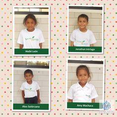 Meet a few 2nd grade students at Young Living Academy- Meibi, Jonathan, Alex & Amy!