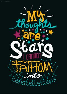Lettering Collection 3 by Risa Rodil, via Behance