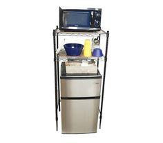 The Mini Shelf Supreme - Adjustable Shelving Dorm Room Storage Ideas