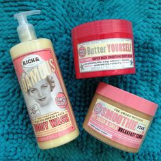 The Soap & Glory Rinse