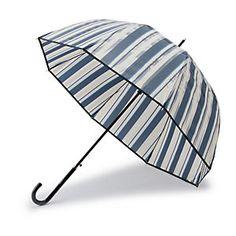 MACKINTOSH PHILOSOPHY WOMENS マッキントッシュ フィロソフィー ウイメンズ|傘 クリアストライプ傘|SANYO iStore/サンヨー・アイストア