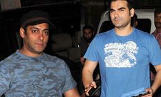 Arbaaz khan Declined to Confirm or Deny if his Brother Salman Khan's Marriage Arbaaz Khan, Salman Khan, Berklee College Of Music, Bollywood News, Getting Married, Superstar, Brother, Marriage, Actors