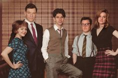 The Hour (BBC) - There's a petition out there to convince BBC to reverse the cancellation and create a third season.  Wonderful series with the incomparable Ben Wishaw.