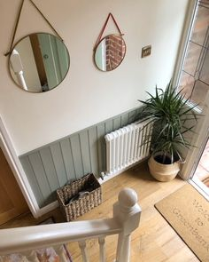 How to Transform your Home with Tongue and Groove Wall Panelling Entrance Hall Decor, Hallway Ideas Entrance Narrow, Modern Hallway, Entryway, Tongue And Groove Panelling, Wall Panelling, Hallway Paint Colors, Narrow Hallway Decorating, Home Panel