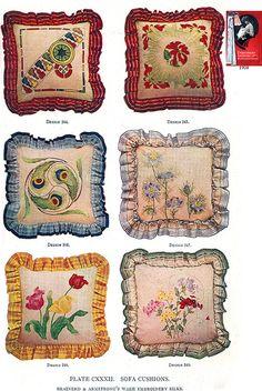 Brainerd & Armstrong CXXXII 1908 | Embroiderist | Flickr