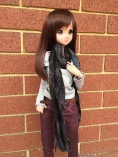 Smart Doll Ebony by nocturna_fangor