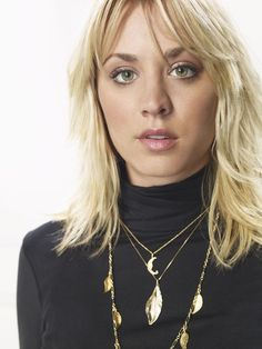 Kaley Cuoco - Too midwest to this place.