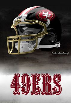 It might be cooler if the 49ers changed their helmets to black instead of their uniforms.