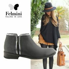 Woman Style | Felmini booties for cool style! FELMINI <3 NEW COLLECTION Fall Winter 2016/17  #felminifallwinter201617 #felmini #felminibooties #newcollection #womanstyle #Bomber9264 #fw #news