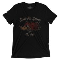built for speed. Bad To The Bone, Mens Tops, Fashion, Moda, Fashion Styles, Fashion Illustrations