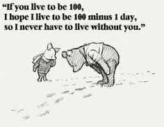 14 Beautiful Winnie-The-Pooh Quotes.I absolutely love Winnie the Pooh Cute Quotes, Great Quotes, Quotes To Live By, Inspirational Quotes, Mama Quotes, Quirky Quotes, Literary Quotes, Top Quotes, Friend Quotes
